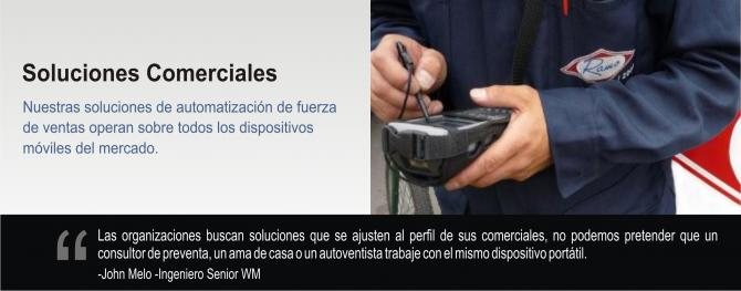 WM Sales - Sales Force Automation | WM - Wireless & Mobile